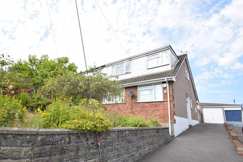 3 bedroom semi-detached bungalow for sale - 45 Minffrwd Road, Pencoed, Bridgend, Bridgend County Borough, CF35 6SD