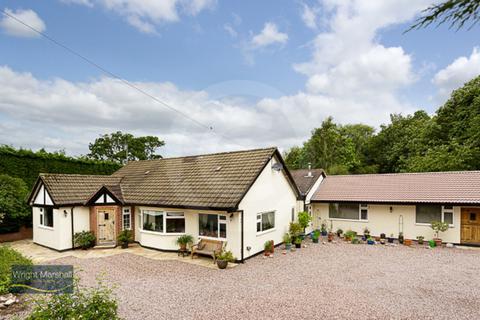 4 bedroom detached bungalow for sale - Hatherton, Cheshire