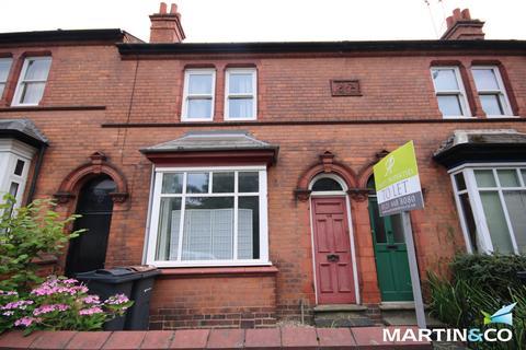 2 bedroom terraced house to rent - War Lane, Harborne, B17