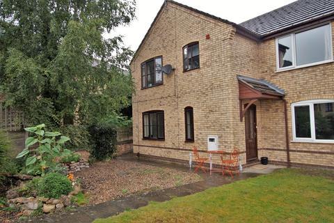 2 bedroom ground floor flat for sale - Railway Court, Saxilby