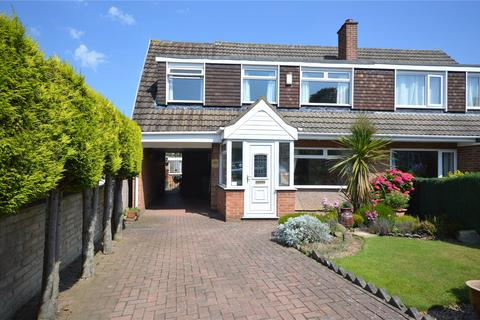 4 bedroom semi-detached house for sale - Hall Park Avenue, Horsforth, Leeds, West Yorkshire