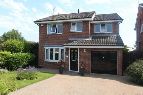 4 bedroom detached house for sale - Scoular Drive, Ashington, Four Bedroom Detached House