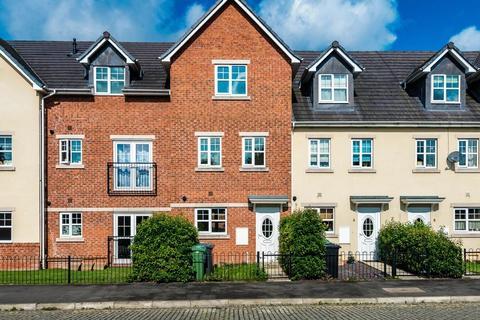 4 bedroom townhouse to rent - Goddard Street, Crewe