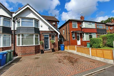 3 bedroom semi-detached house for sale - Heywood Road, Prestwich, Manchester