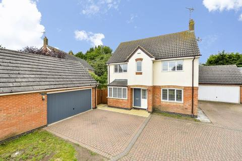 4 bedroom detached house for sale - White Hart Close, Billesdon