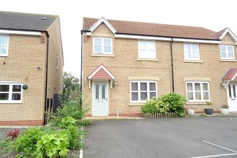 3 bedroom semi-detached house for sale - Howgate Close, Sileby, Leicestershire
