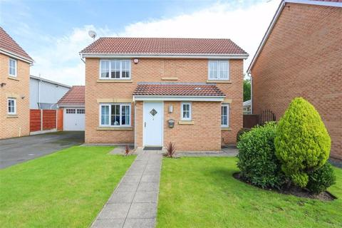 3 bedroom detached house for sale - Edgecote Close, Sharston, Manchester