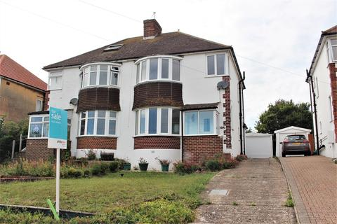 3 bedroom semi-detached house for sale - Sherwood Road, Seaford