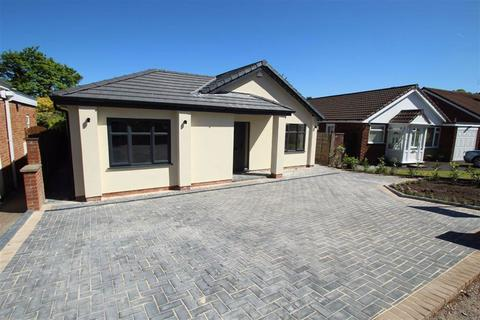 4 bedroom detached bungalow to rent - Woburn Drive, Hale, Altrincham