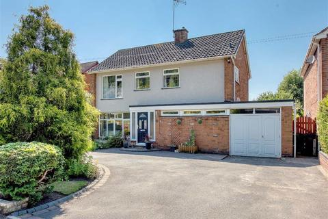 3 bedroom detached house for sale - 47, Orton Lane, Wombourne, Wolverhampton, South Staffordshire, WV5