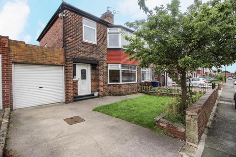 3 bedroom house for sale - Cloverdale Gardens, High Heaton, Newcastle Upon Tyne