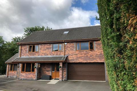 5 bedroom detached house for sale - Ashmere Drive, Pont Nedd Fechan, Neath, Neath Port Talbot. SA11 5NX