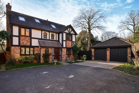 6 bedroom detached house for sale - Hollies Close, Streatham