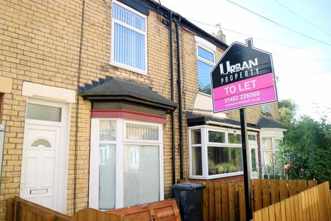 2 bedroom terraced house to rent - Elsternwick Avenue, Durham Street, Hull, East Riding of Yorkshire, HU8