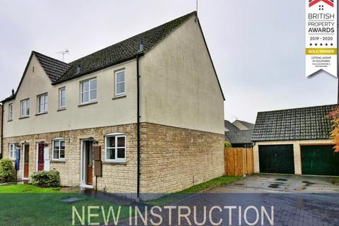 2 bedroom semi-detached house to rent - Perrinsfield, LECHLADE