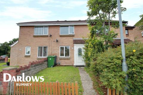 2 bedroom terraced house for sale - Fairhaven Close, St Mellons, Cardiff