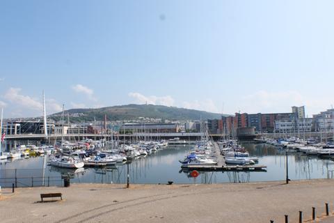 3 bedroom flat to rent - Pocketts Wharf, Marina, Swansea, SA1 3XL