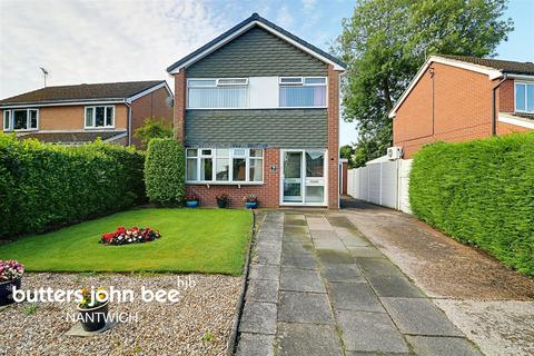 3 bedroom detached house for sale - Murrayfield Drive, Willaston