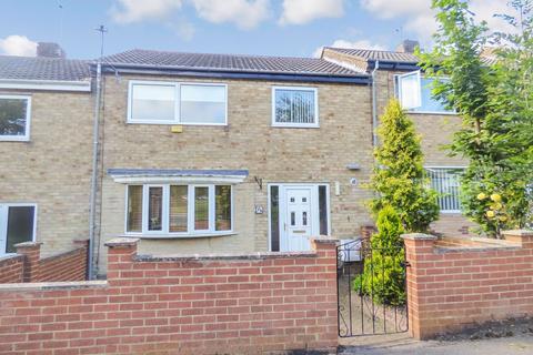 3 bedroom terraced house for sale - Hemmel Courts, Brandon, Durham, Durham, DH7 8QS