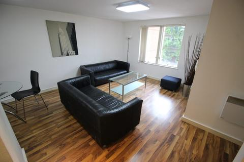 2 bedroom apartment to rent - The Quadrangle, 1 Lower Ormond Street, Manchester