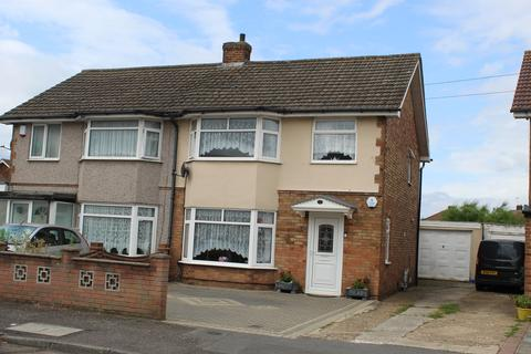 3 bedroom semi-detached house for sale - Sowrey Avenue, South Hornchurch