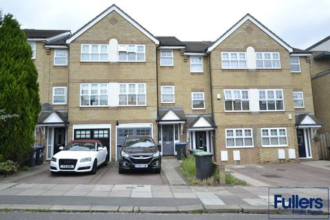 3 bedroom townhouse for sale - Vicars Moor Lane, Winchmore Hill, London N21