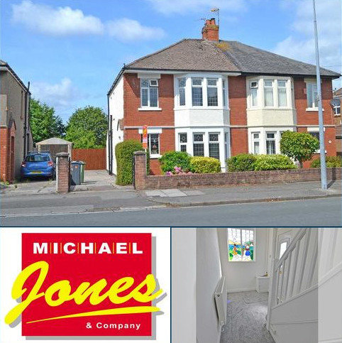3 bedroom semi-detached house for sale - HEATHWAY, HEATH, CARDIFF