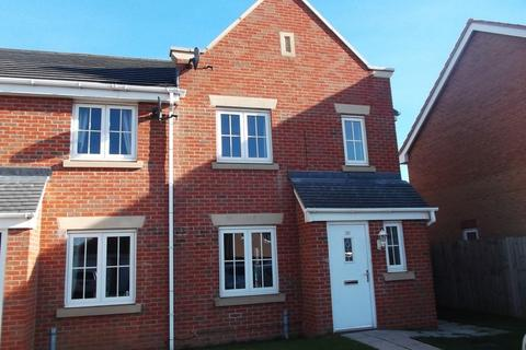 3 bedroom end of terrace house to rent - Sunningdale Way, Gainsborough