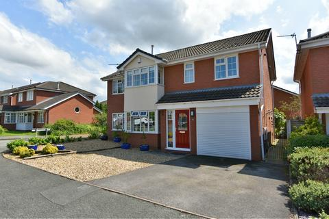 4 bedroom detached house for sale - Harding Road, Burscough