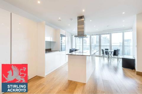 1 bedroom flat - Arena Tower, 25 Crossharbour Plaza, London, E14