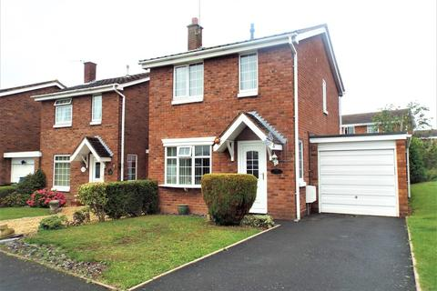 3 bedroom link detached house for sale - Knightley Way, Gnosall