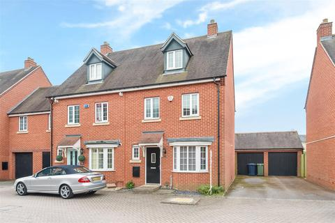 4 bedroom semi-detached house for sale - Medhurst Way, Littlemore, Oxford, OX4