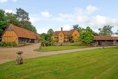 5 bedroom character property for sale - Moat Farmhouse, LOT 1 - Swineshead Farms, Swineshead, Bedfordshire, MK44