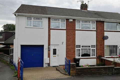 4 bedroom semi-detached house for sale - Taliesin Avenue, Shotton