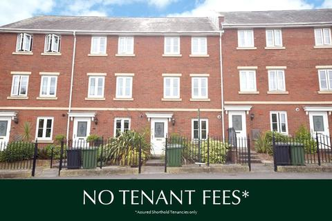 4 bedroom terraced house to rent - Exeter