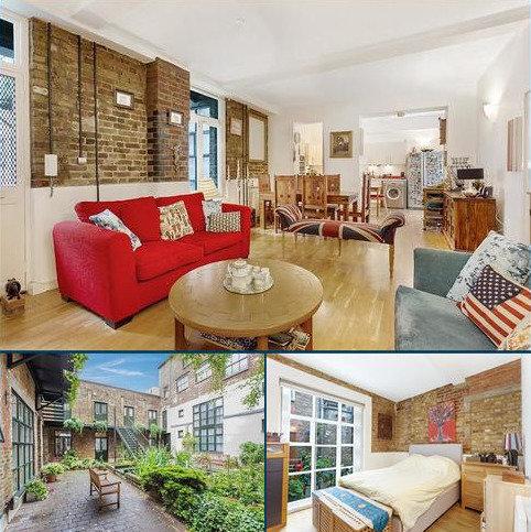 2 bedroom house to rent - Gattis Wharf, New Wharf Road, King's Cross, London, N1