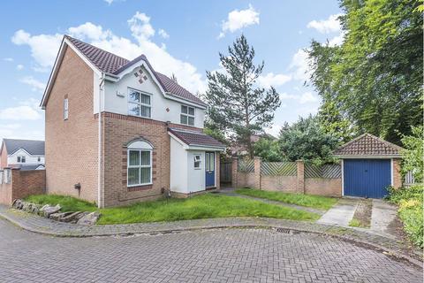 3 bedroom detached house for sale - Ellwood Close, Meanwood, Leeds, LS7 2UR