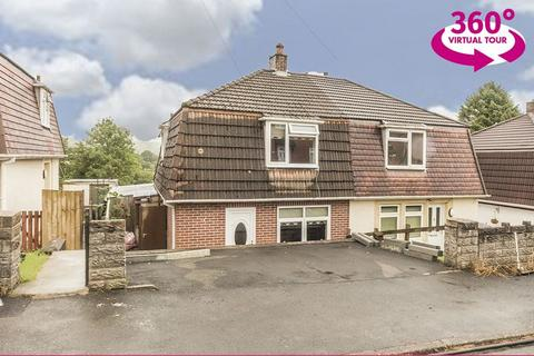 2 bedroom semi-detached house for sale - Lon Heddwch, Swansea - REF# 00007394 - View 360 Tour at