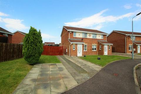 2 bedroom semi-detached house for sale - Steel Place, Wishaw
