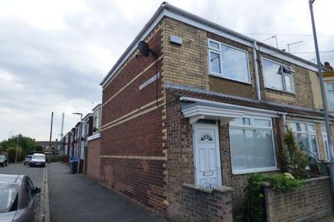 2 bedroom end of terrace house to rent - Frodsham Street, Hull
