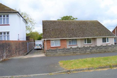 3 bedroom semi-detached bungalow for sale - Weig Fach Lane, Swansea, SA5