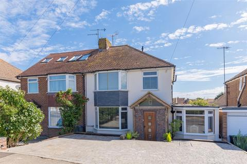 4 bedroom semi-detached house for sale - Kings Road, Lancing