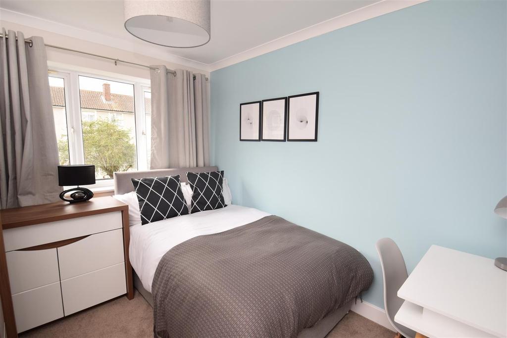Bedroom Three & en suite