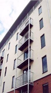1 bedroom flat to rent - 67 Parkwest, Nottingham, NG7 - P00404