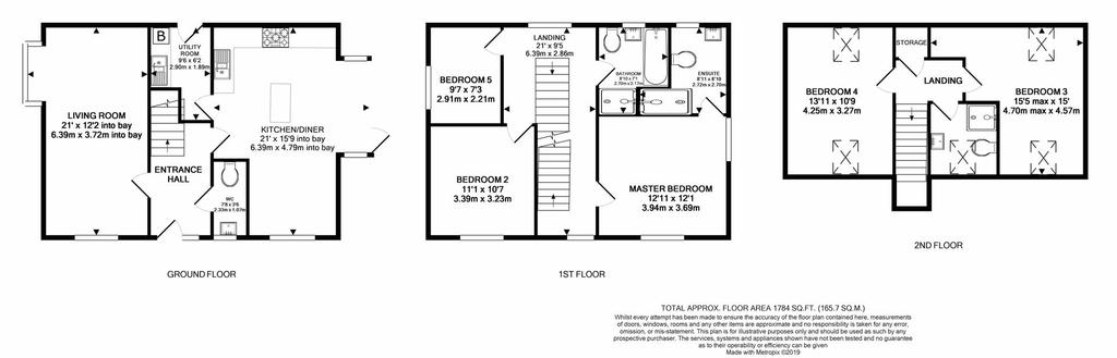 Floorplan 1 of 4: Plot3 Foxbrook Court Walton print.JPG