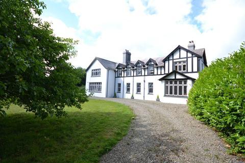 9 bedroom property with land for sale - Llangoedmor