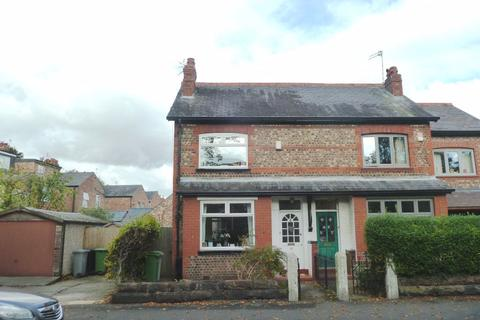 2 bedroom semi-detached house to rent - Stamford Park Road, Hale, WA15 9ES