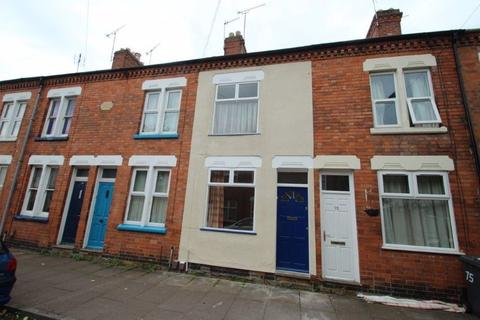 2 bedroom terraced house to rent - Montague Road, Clarendon Park, Leicester, LE2 1TJ