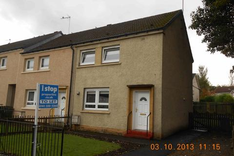 2 bedroom end of terrace house to rent - Croftspar Drive, Springboig, Glasgow, G32