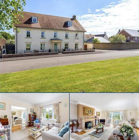 6 bedroom house for sale - Wessex Court, Henstridge, Templecombe, Somerset, BA8